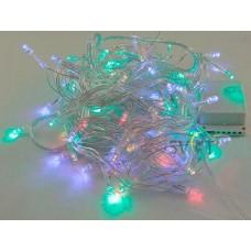 Гирлянда светодиодная GetLED Flash String 8м нить 100 LED (мигающая)
