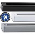 Шинопровод PROFESSIONAL 1м (белый, черный, серебро)