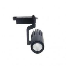 Трековый светильник GetLED 30W 6500К 2400LM BLACK