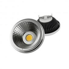 LED лампа светодиодная G53 AR111 18W 6000К IP20
