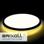 Светодиодный светильник с пультом управления Brixoll 50W (SVT-50W-029)