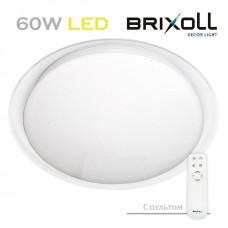 Светодиодный потолочный светильник с пультом управления Brixoll 60W (BRX-60W-011)