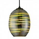 3D светильник LASER (овальный)