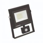 Прожектор с датчиком движения S-20, 20W, 6400K