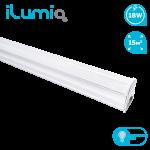Линейный светильник Ilumia 18W 4000К