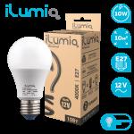 Светодиодная лампа Ilumia 10W, 12V, 4000К