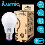 Светодиодная лампа Ilumia 6W, 12V, 4000К