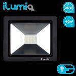 Светодиодный прожектор Ilumia 20W 4000K
