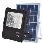 Прожектор на солнечной батарее VARGO 30W с пультом