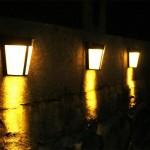 Уличный светильник на солнечной батарее VARGO 1W