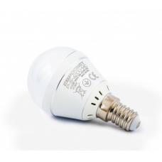 "LED ЛАМПА ""Евросвет"" P-5-14, 5W, E27, 4200K"