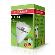 EUROLAMP LED Лампа высокомощная 60W E40 6500K (ГЛАЗОК) LED-HP-60406