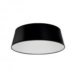 Декоративный корпус на светильник Maxus, ткань, черный (1-FHA-03-BK)