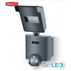 Уличный LED светильник Intelite 1H 10W яркий свет 220V S (1-HD-001S)