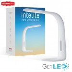 Настольный светильник Intelite Desklamp 7W white (DL1-7W-WT) (NEW)
