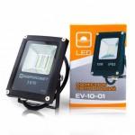 Светодиодный прожектор LETLED 10W 6400K