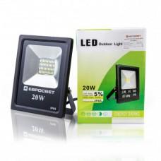 Светодиодный прожектор LETLED 20W 6400K