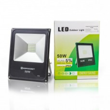Светодиодный прожектор LETLED 50W 6400K SMD