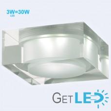 LED точечный светильник AL-973