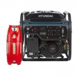 Генератор Hyundai HHY 3050FE (газ-бензин)