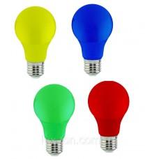 Светодиодная лампочка 3W E27 A60 (под гирлянду Belt Light)