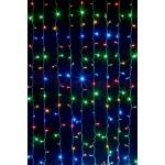 Уличная гирлянда GetLED 3x3метра, разноцветная