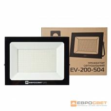Прожектор EVRO LIGHT EV-200-01 200W