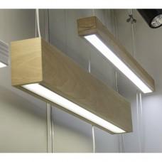 Светильник для торговых залов LINE-1200 50W 4000K (под дерево)