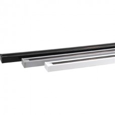 Шинопровод ECONOM 2м (белый, черный, серебро)