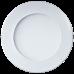 Потолочный аварийный светильник врезной от 6W до 24W, круг