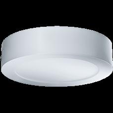 Накладной аварийный светильник от 6W до 24W, круг