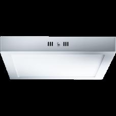 Накладной аварийный светильник от 6W до 24W, квадрат