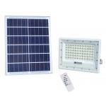 Прожектор на солнечной батарее Solar Light 80W с пультом