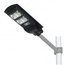 Уличный светильник на солнечной батарее Solar Light 80W (с датчиком движения)