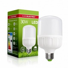 Светодиодная лампа EUROELECTRIC 30W E27 4000K
