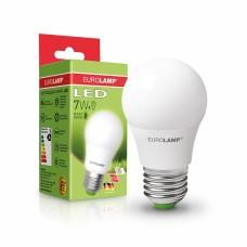 Светодиодная лампа EUROLAMP LED EKO A60 7W E27 4000K