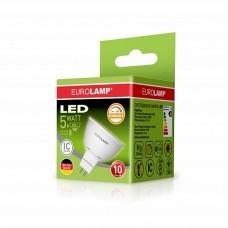LED лампа EUROLAMP ЕКО dimmable MR16 5W GU5.3 4000K