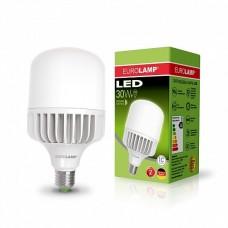 LED лампа EUROLAMP высокомощная 30W E27 4000K (LED-HP-30274)