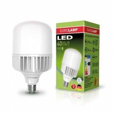 EUROLAMP LED Лампа высокомощная 40W E40 6500K