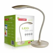 Светодиодный EUROLAMP LED Светильник настольный в классическом стиле 5W 4000К золотой