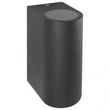 Фасадный светильник Feron DH015 (серый)