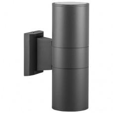 Фасадный светильник Feron DH0702 (серый)