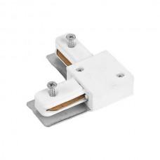 Коннектор угловой ECONOM (белый, черный, серебро)
