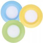 Светильник Feron 3W (голубой/зеленый/желтый)