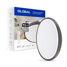 Светильник с пультом GLOBAL Functional Light 72W (3000-6500K)