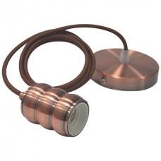 Подвесной светильник GAUSS Horoz Electric (медь, бронза, золото, хром)