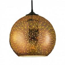Светильник подвесной QUANTUM Е27 3D-эффект (круглый)