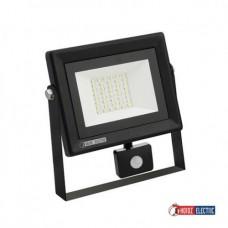 Прожектор светодиодный с датчиком PARS 30W 6400K