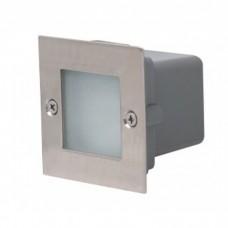 Тротуарный светильник GUMUS 0.9W (бел./син.)