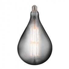 Лампа филаментная TOLEDO 8W 2400K (медь/титан)